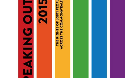 Speaking Out 2015: The rights of LGBTI people across the Commonwealth