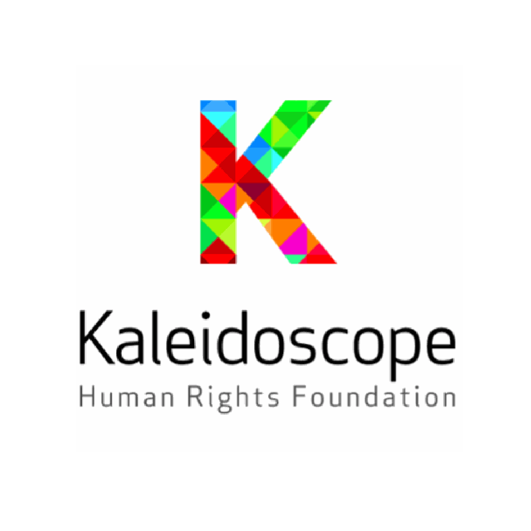 KALEIDOSCOPE human rights logo