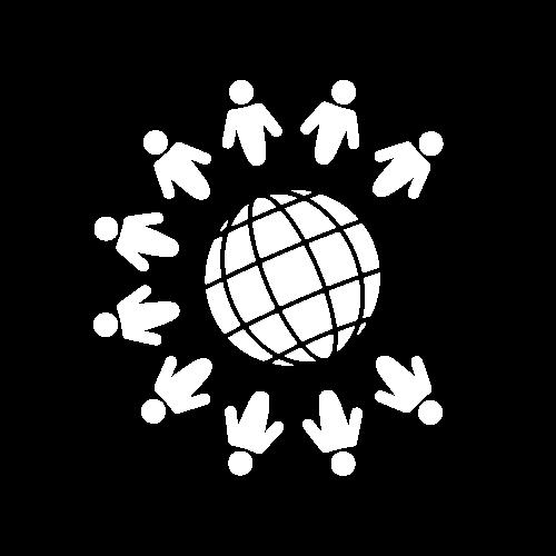 TCEN White logo