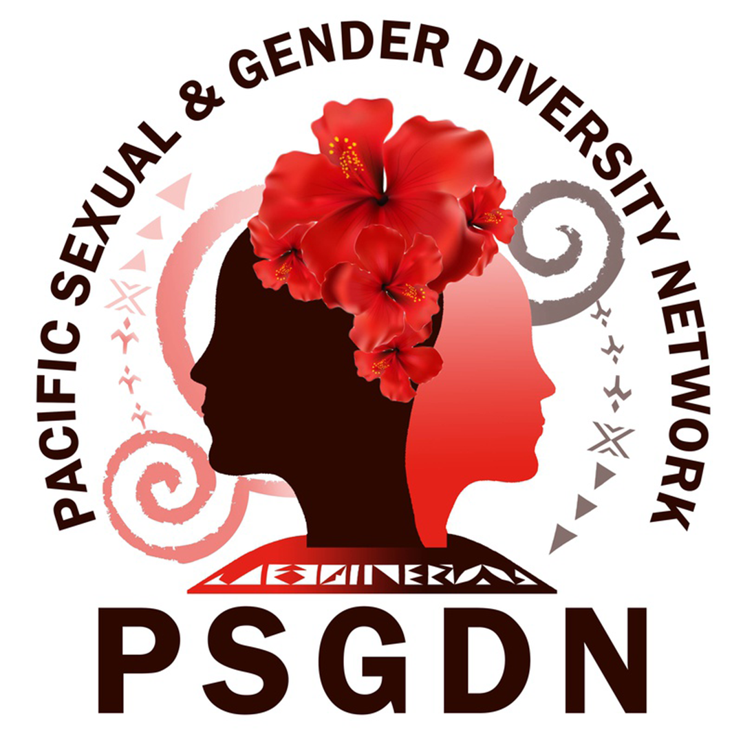 Pacific Sexual and Gender diversity network logo
