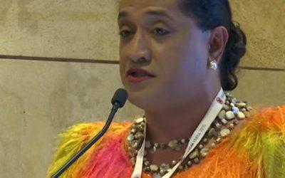 Video: Joleen Mataele on LGBTI rights