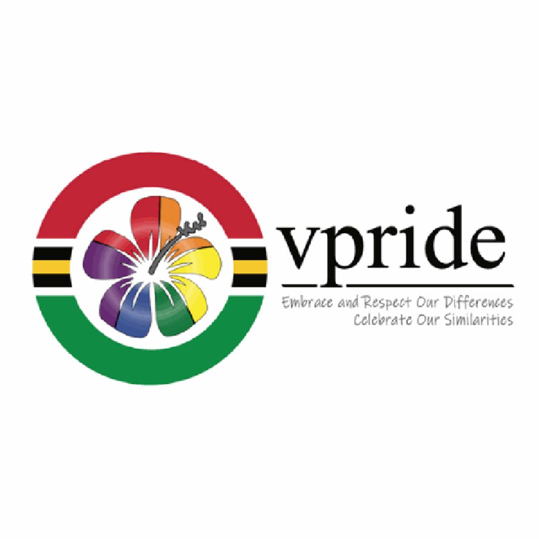 V-pride logo