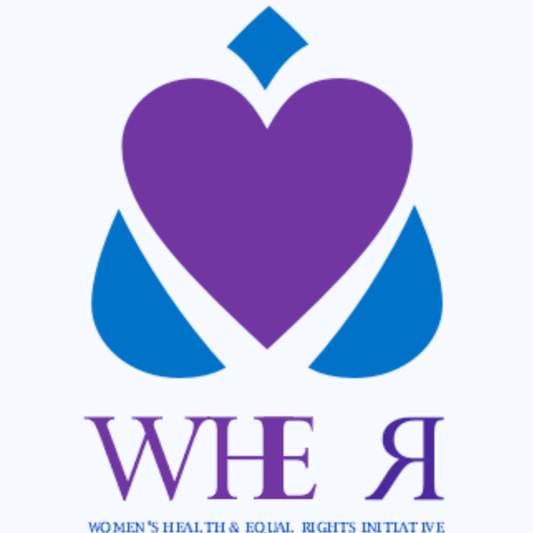 womens health and equal right initiative logo