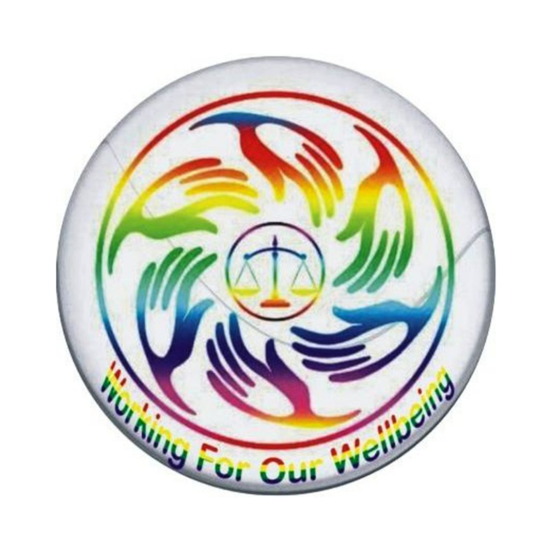 working four our wellbeing logo